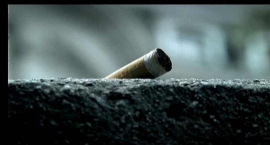 the journey of a smoke butt in reverse. an awareness campaign that won a young directors award  // agency: Ogilvy // prod. company: lovo films // d.o.p.: Samuel dravet
